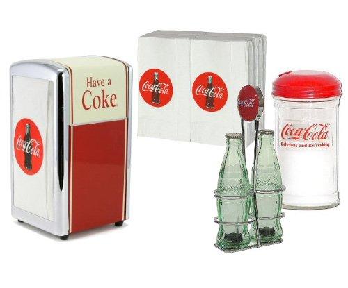 Coca-Cola  cableware Set