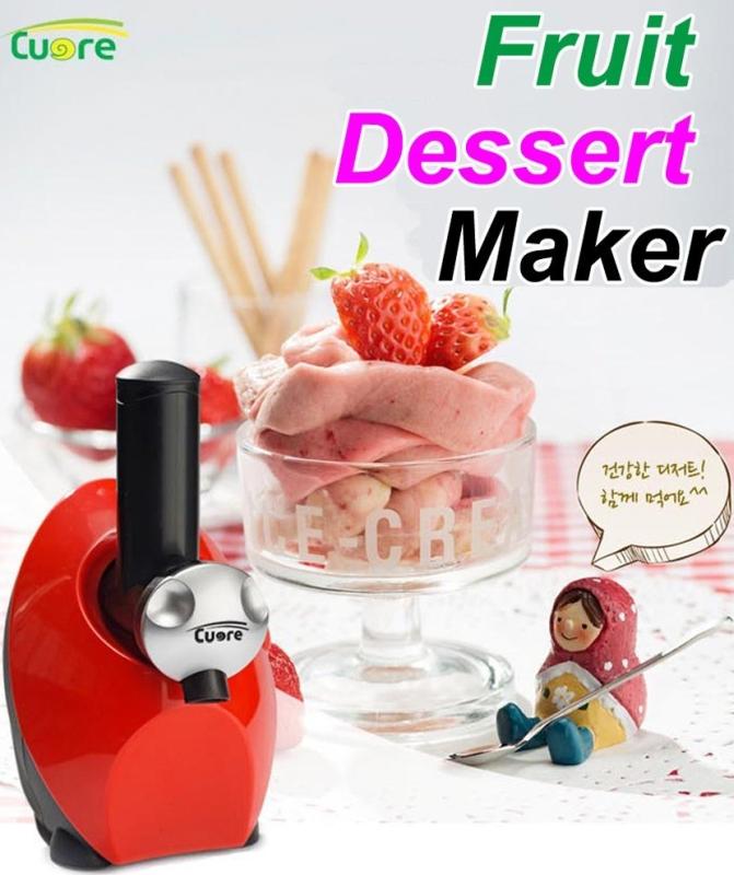 Ice Cream Maker Frozen Fruit Healthy Dessert Machine