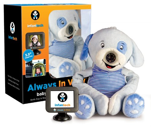 InfantTech Always In View Baby Monitor