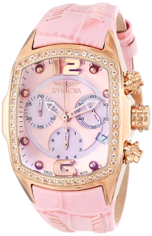 Invicta Womens Pink Watch