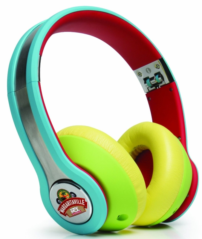 Margaritaville Audio MIX1-MACAW High Fidelity Headphones