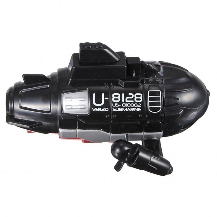 MaxSale Arsenal 22011 Mini Black Prey Game Remote Control Submarine