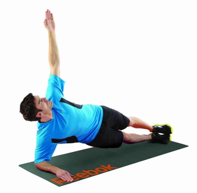 Reebok Premium Fitness Mat