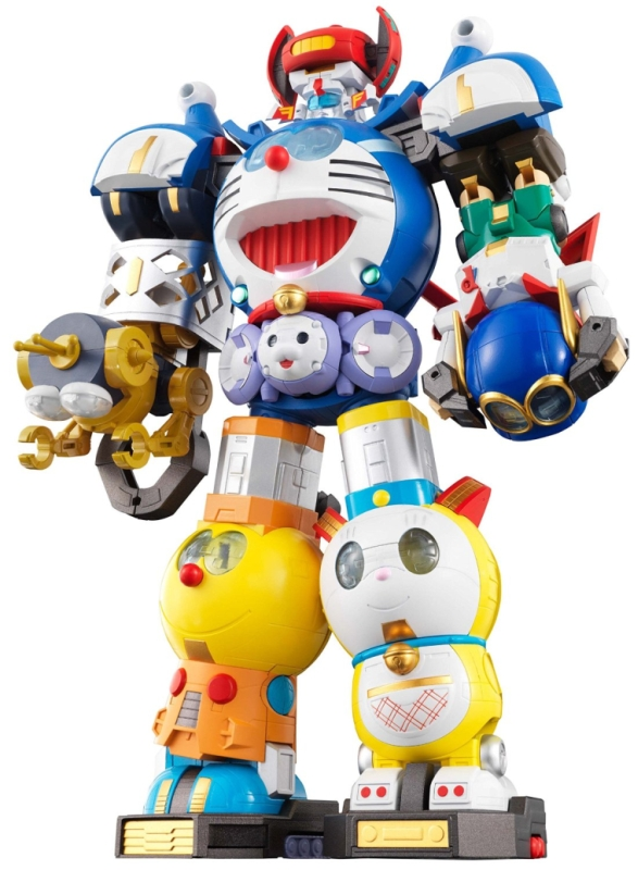 Ultimate Combining SF Robot Fujiko .F.Fujio Characters Action Figure
