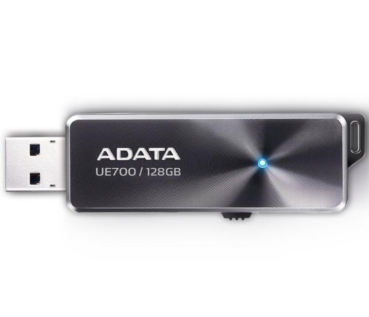 128 GB High-Speed USB 3.0 Capless USB Flash Drive
