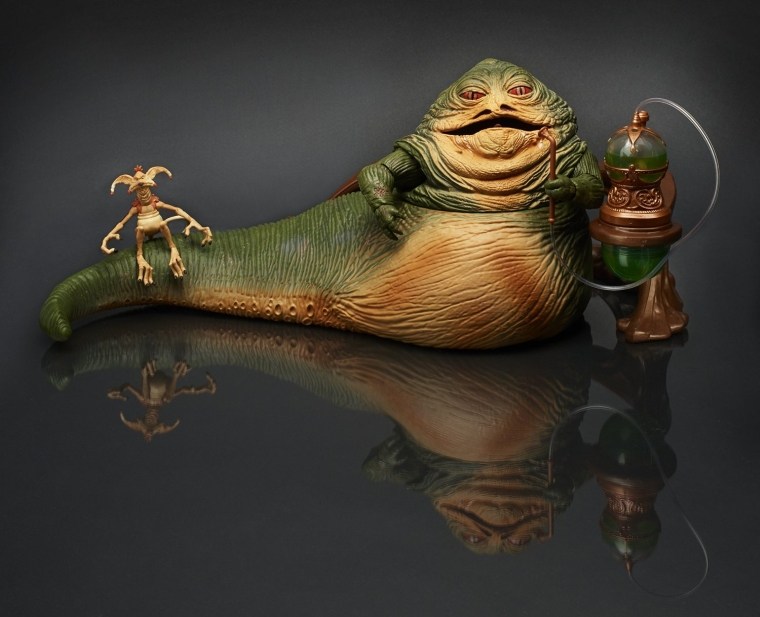 2014 SDCC Black Series Jabba the Hutt