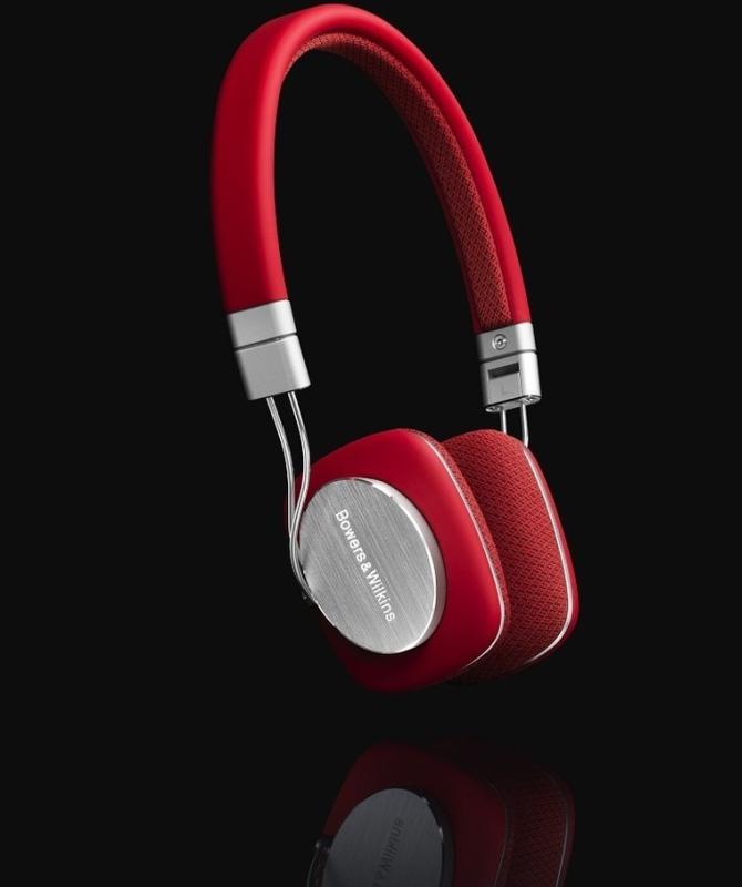 Bowers Wilkins P3 Recertified Mobile Headphones