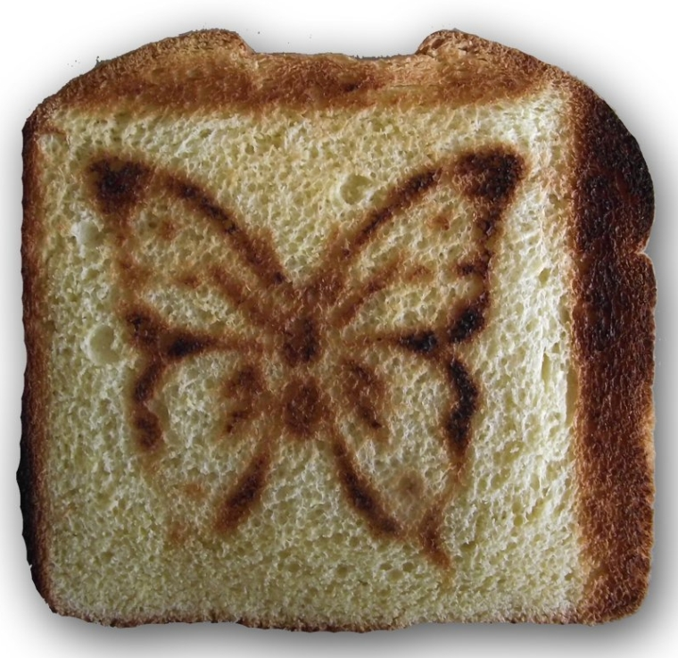 Butterfly Toaster