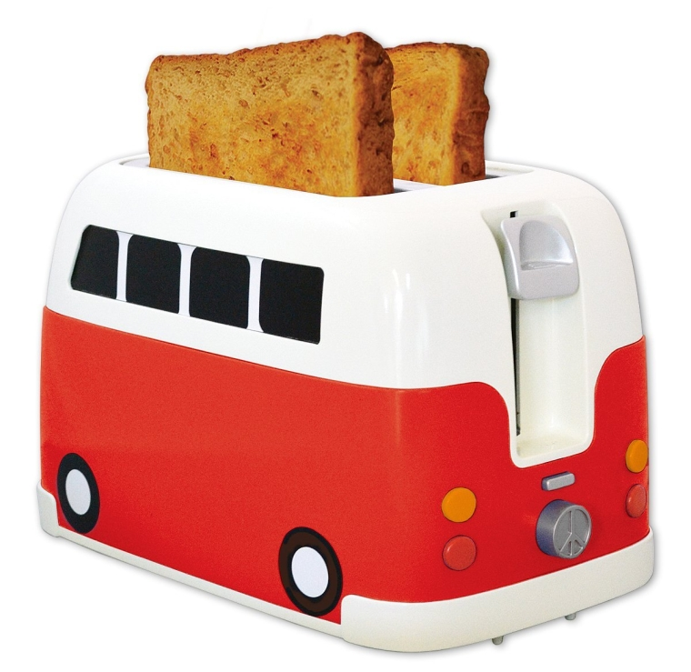 Camper Bus Toaster Camping bus Toaster