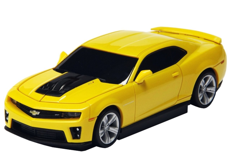 Chevrolet Camaro Car Wireless Laser Computer Mouse