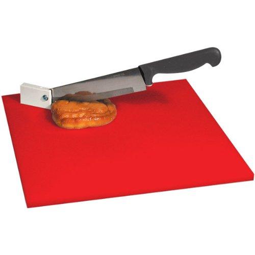 Cutting Board with Pivot Knife