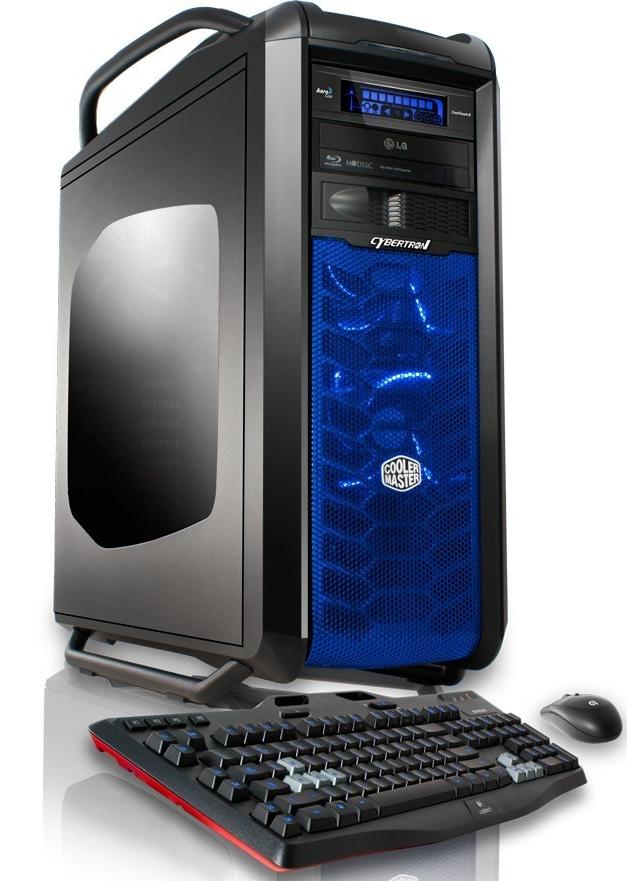 CybertronPC Prime 1 Omega GM1134B Desktop