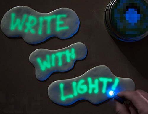 Glow-in-the-Dark Plasticine Modeling Clay Stress Reliever Toy