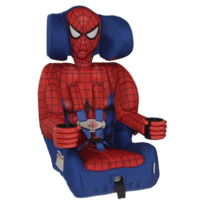 Kids Embrace Harness Booster Car Seat