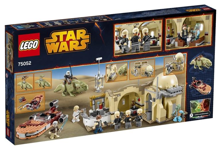 LEGO Star Wars 75052 Mos Eisley Cantina Building Toy