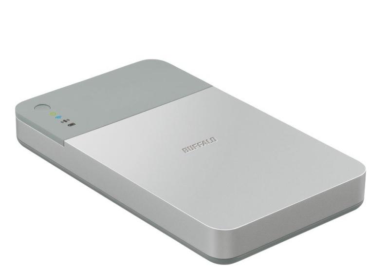 MiniStation Air 1 TB Wireless Mobile Storage