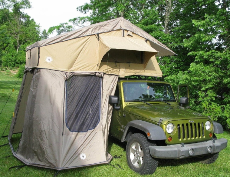 Pak-Meister BaseCamp Roof Top Tent