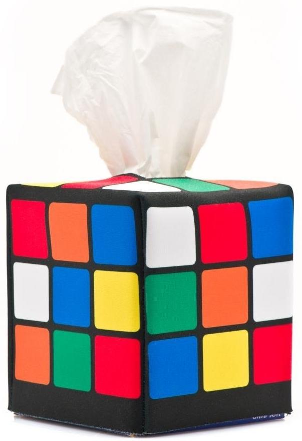 Rubik's Cube Tissue