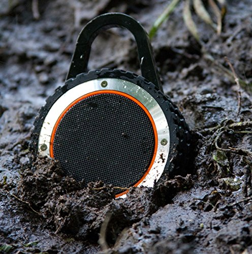 Rugged Bluetooth Waterproof Personal Speaker