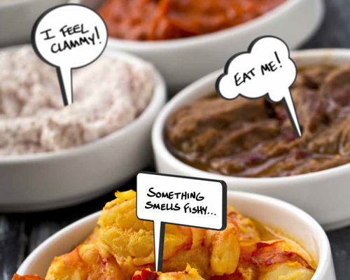 SNACK TALK FOOD IDENTIFIERS