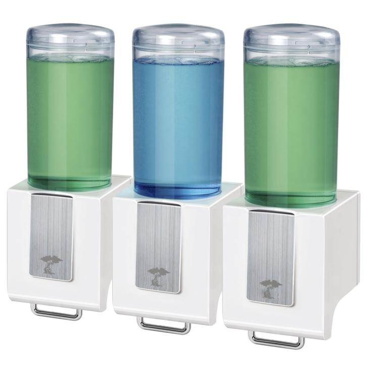 Shampoo and Soap Dispensers