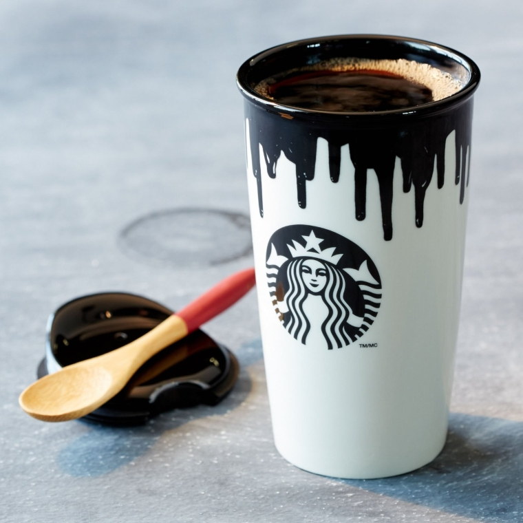 Starbucks Limited Edition Band of Outsiders Designer