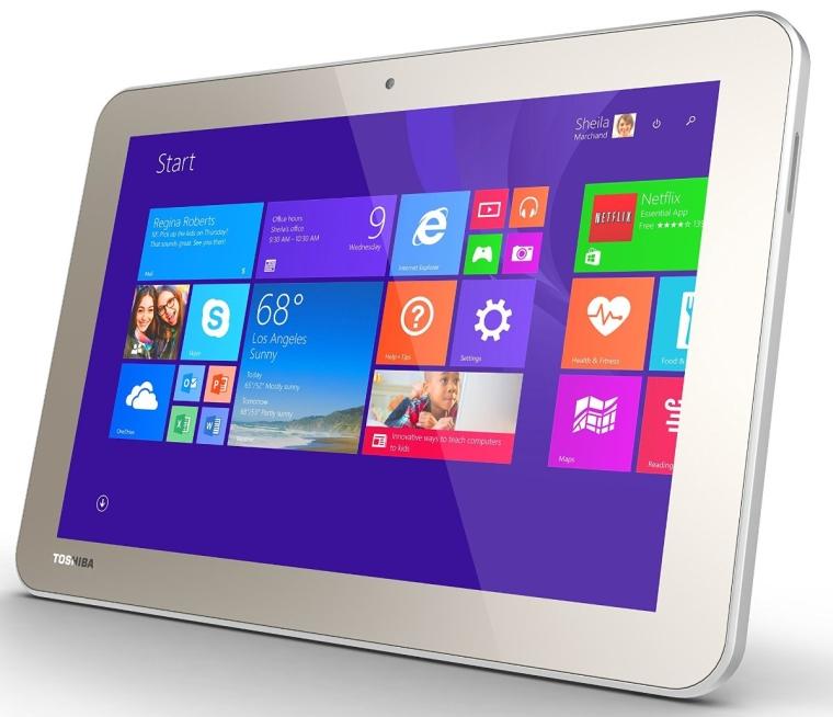 Toshiba Encore 2  10.0-Inch 32 GB Tablet