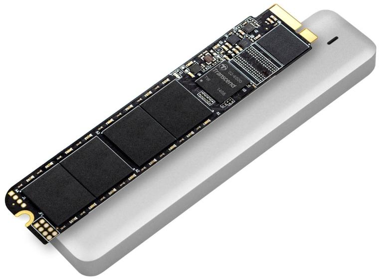Transcend JetDrive 520 960GB SATA III SSD Upgrade Kit for Macbook Air SSD
