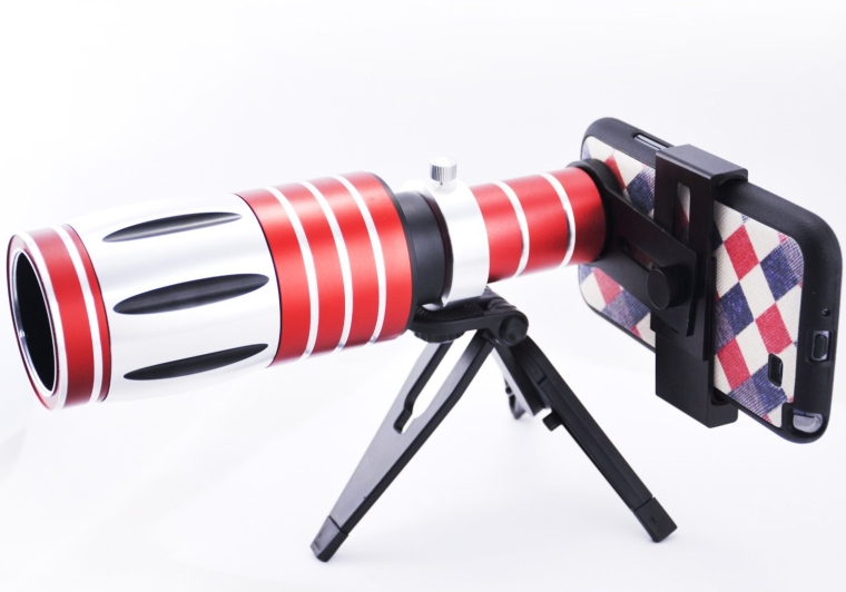 Universal Smart Phone Camera Lens Kit