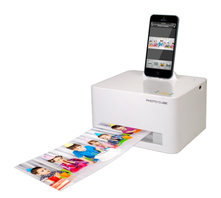Vupoint IP-P28-VP Photo Cube Color Printer