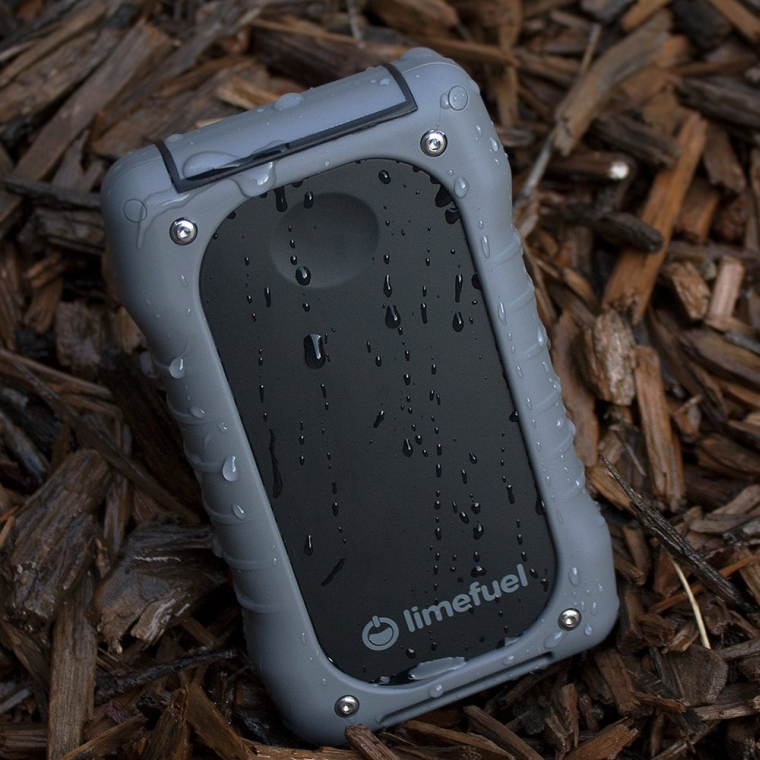 Waterproof USB External Battery Pack 15000mAh