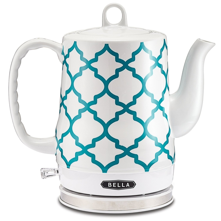Bella Electric Coffee Maker : Bella Electric Ceramic Kettle