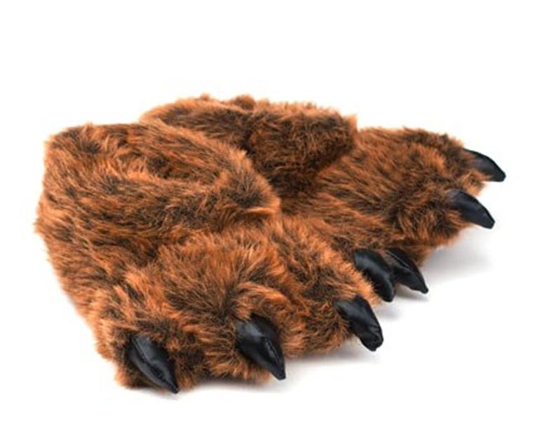 Как сделать медвежьи лапы из печени