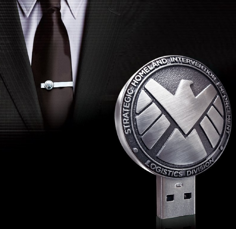 Marvel Agents of S.H.I.E.L.D 16GB OTG USB Flash Drive