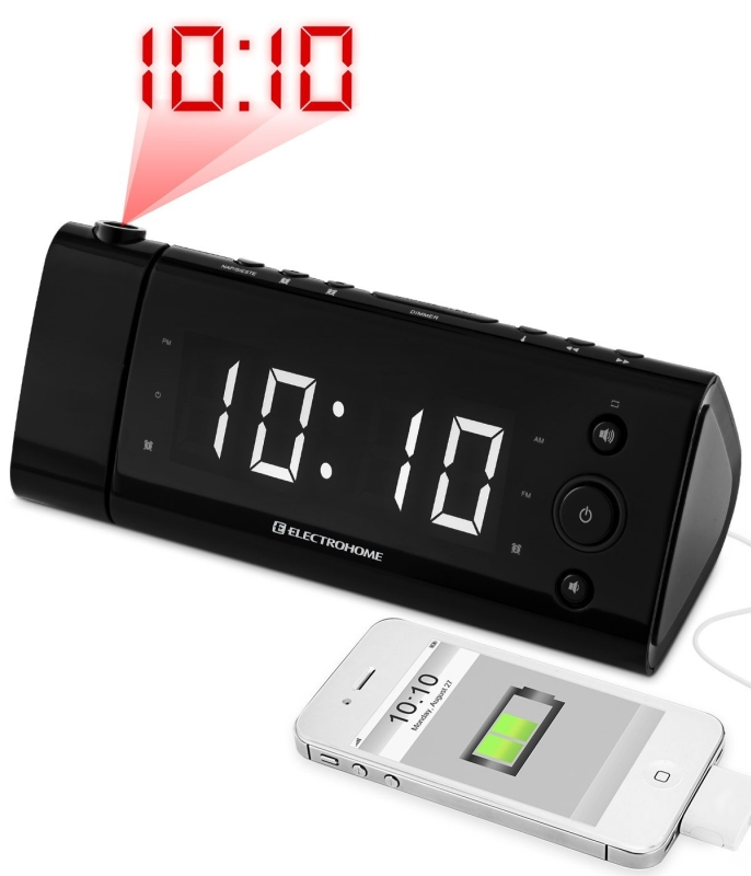 dab radio alarm clock with usb charging majority abbey dab dab digital fm radio alarm clock. Black Bedroom Furniture Sets. Home Design Ideas