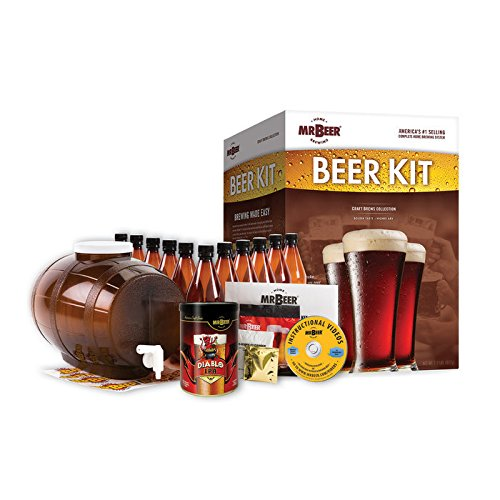 Craft Brews Collection Complete Home Brewing Kit