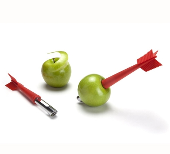 Apple Shot Corer and Peeler
