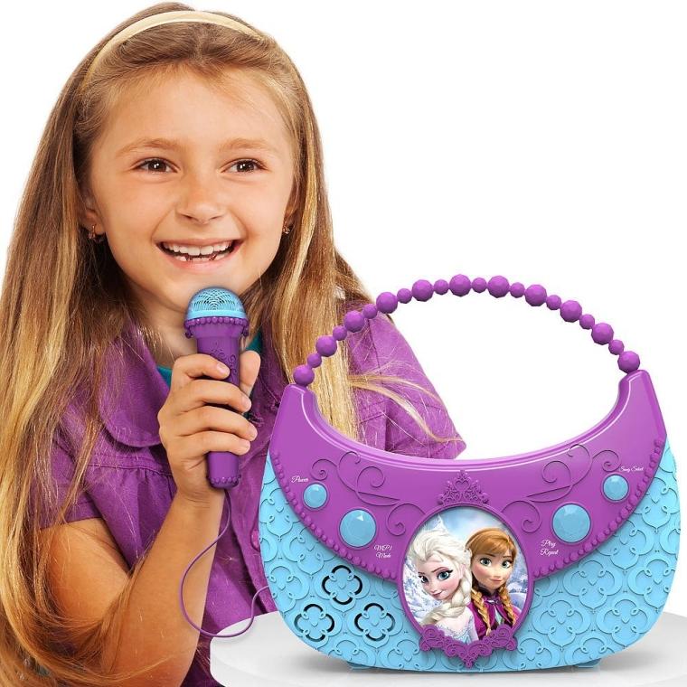 Disney's Frozen Elsa and Anna Sing Along Boombox