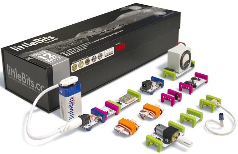 Electronics Space Kit