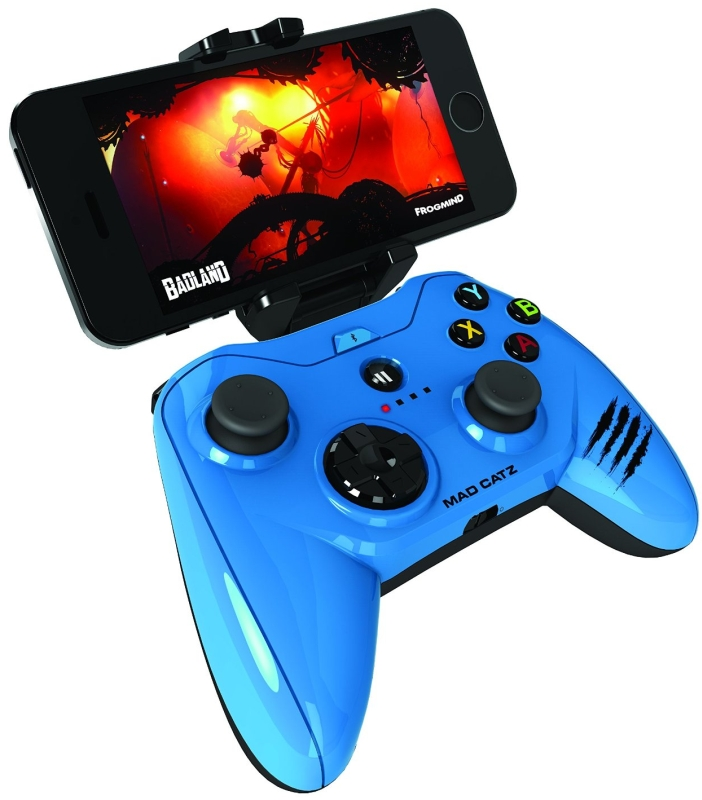 Gamepad Made for Apple iPod, iPhone, and iPad