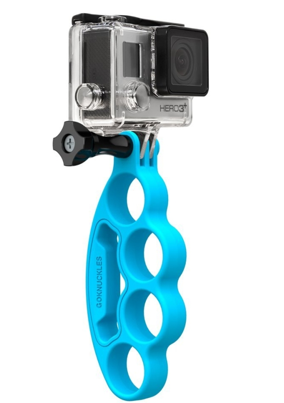 GoKnuckles for your GoProHERO Camera