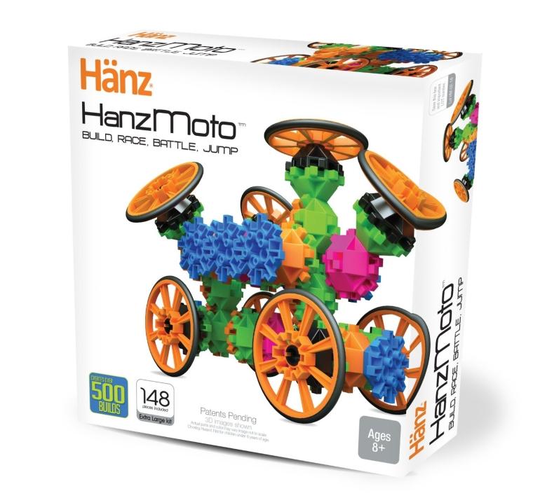 Hanz Innovations HanzMoto Model Kit
