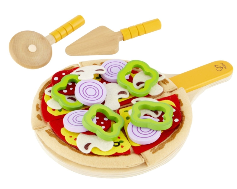 Homemade Pizza - Play Set