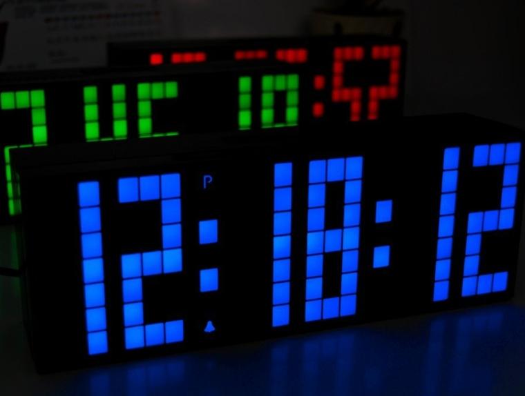 Multifunction Big Snooze Countdown Timer