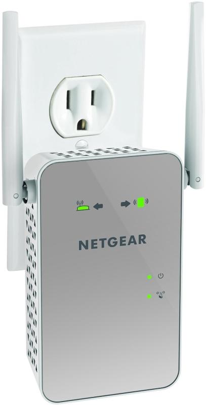 Netgear AC1200 Wi-Fi Range Extender Dual Band Gigabit