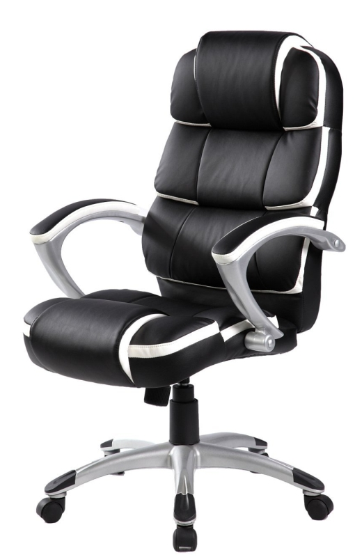 Office Chair Lumbor Support Boss Chair Computer Gaming Chair