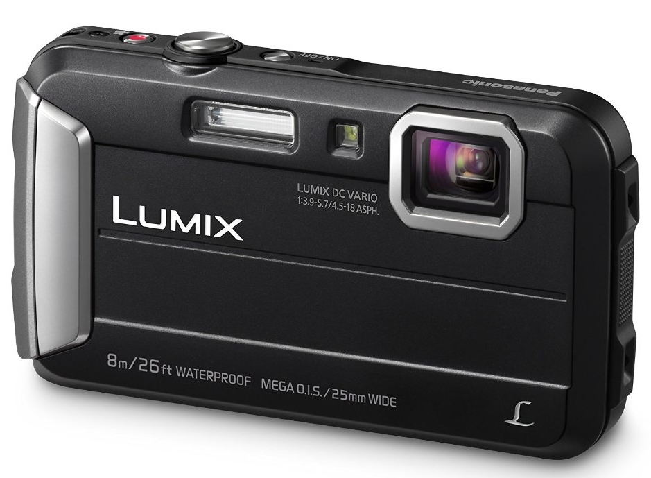 Panasonic DMC-TS30K LUMIX Active Lifestyle Tough Camera