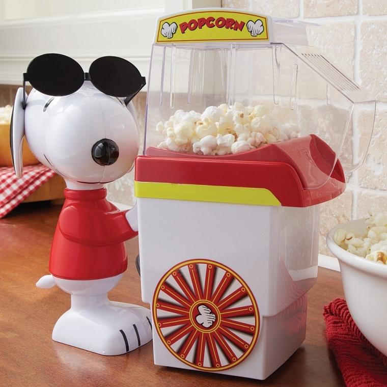 Peanuts Snoopy Popcorn Hot Air Popper