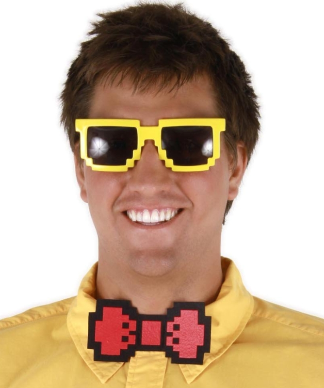 Pixel-8 Bow Tie