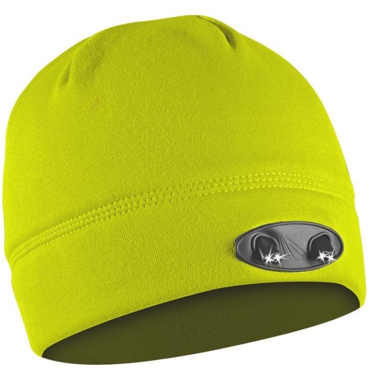 Powercap Hi-Vis Yellow Beanie